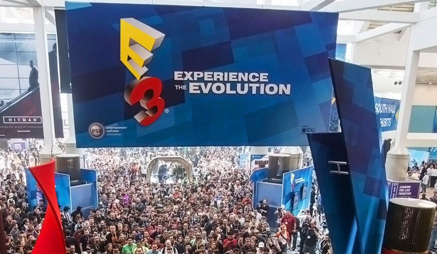 E3 2018 Announcements