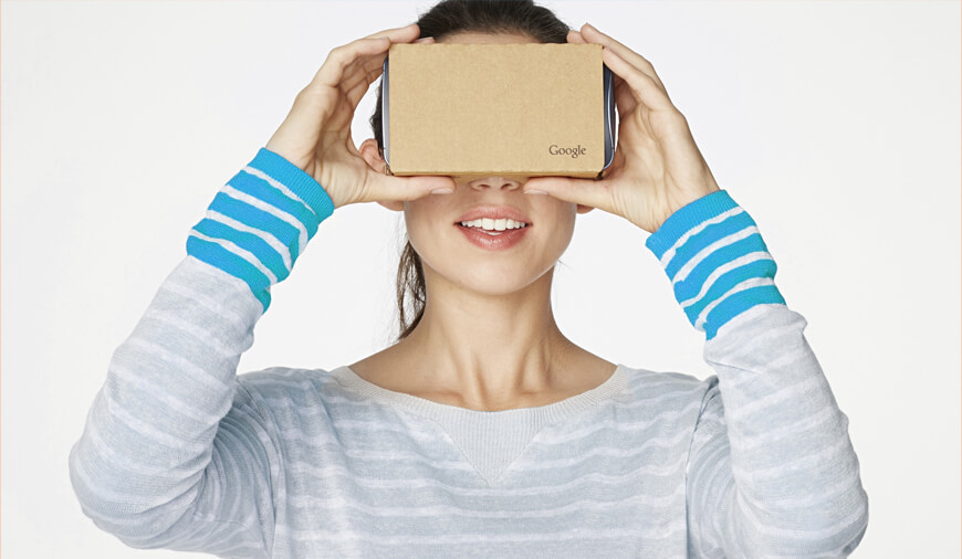 VR apps for google cardboard