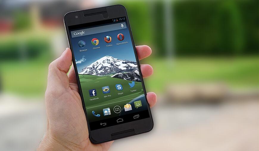 Take Screenshots On Smartphones
