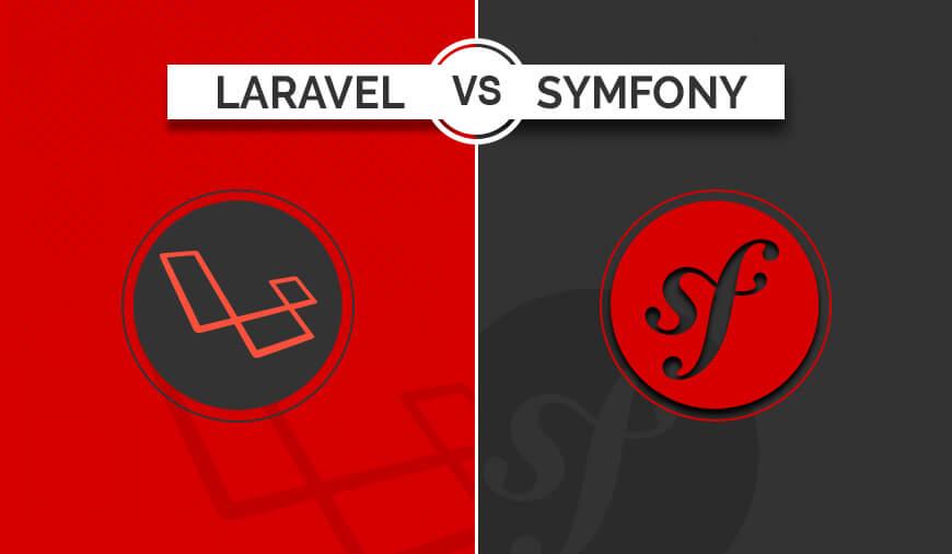 Laravel and symfony
