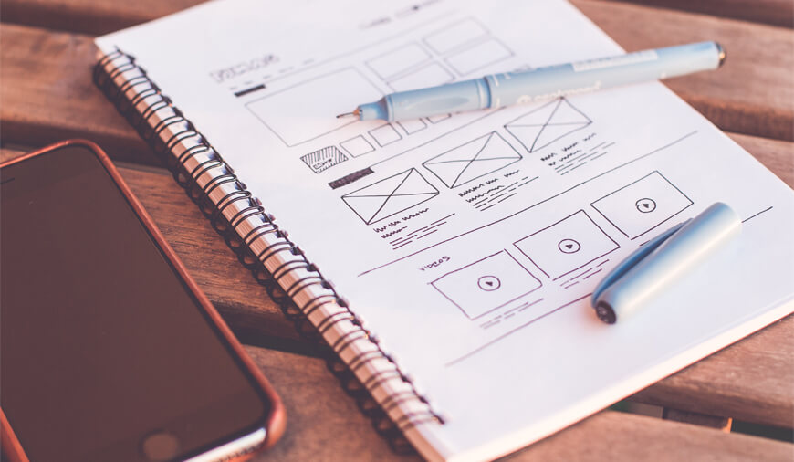application designing