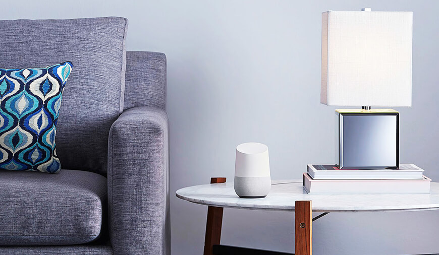 Visual Smart Home Controls For Google Assistant