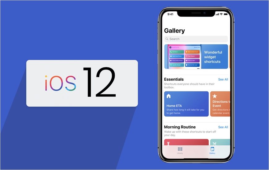 Up to date | Everything About iOS 12 Features and iOS 12 4 Release