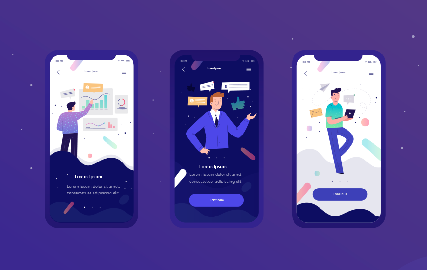Mobile App Design Guidelines To Build An App Users Lo