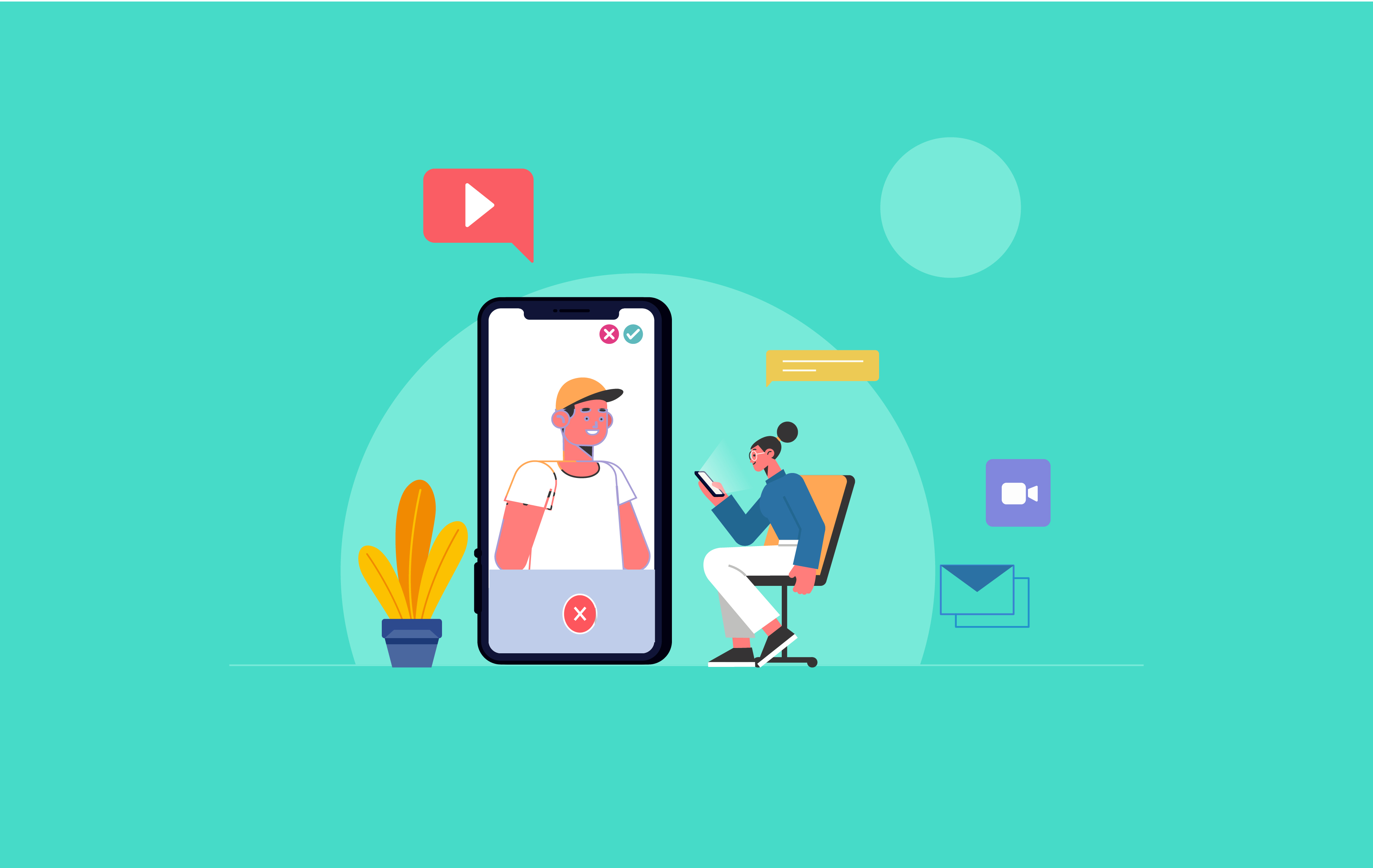 List of Best 10 Video Chat Apps for Android [2021]