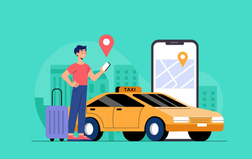 Essential Factors To Consider While Developing A Taxi-Booking App