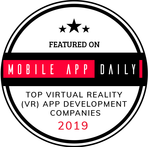 Top VR App Development companies