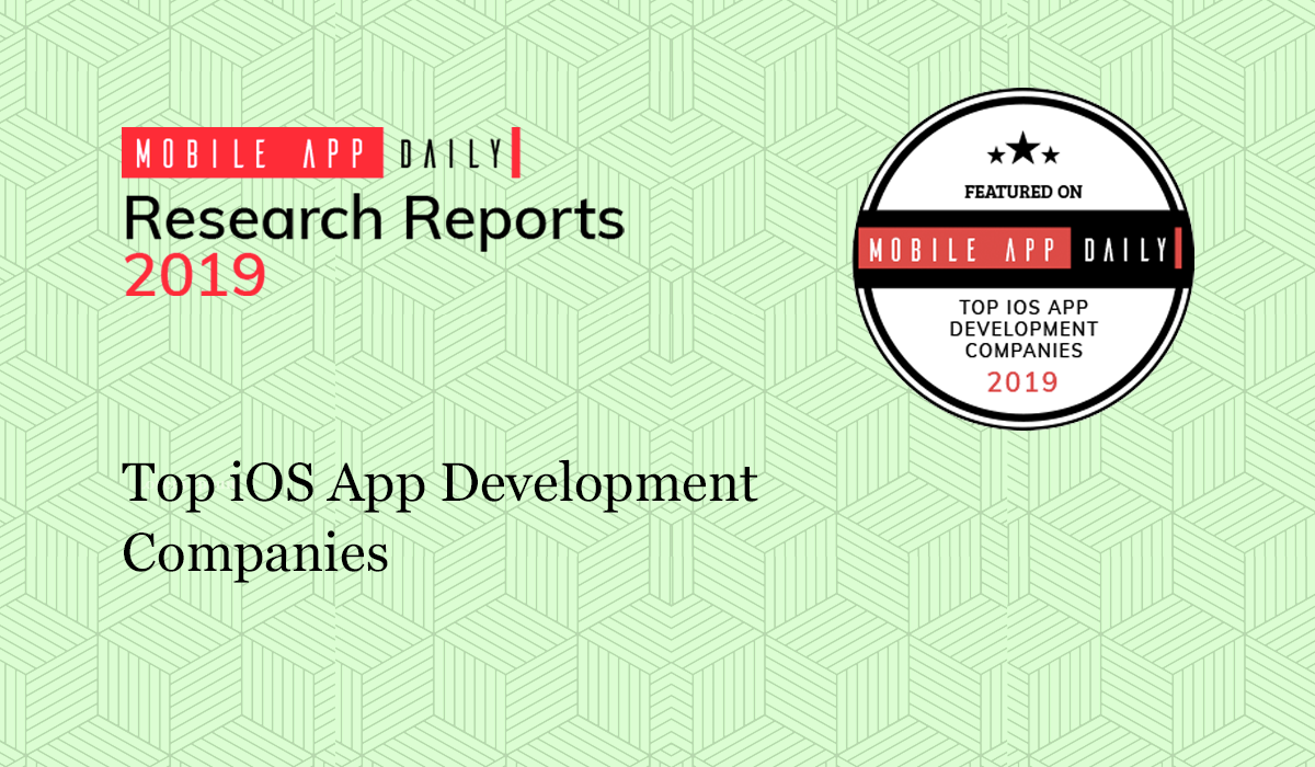 Top iOS App Development Companies 2019