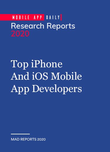 Top 50+ iPhone And iOS Mobile App Developers