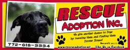 Rescue Adoption Inc