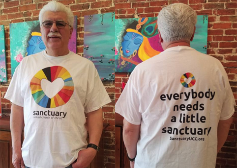 Sanctuary shirts