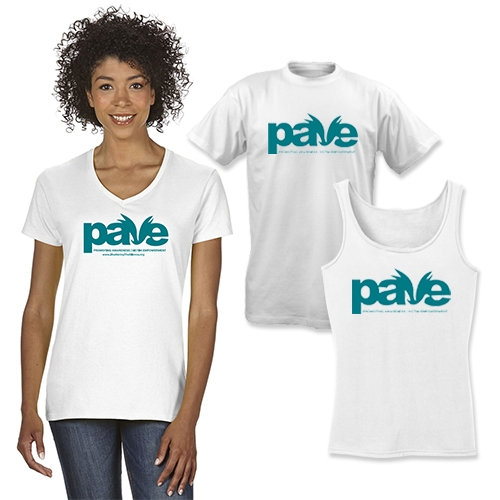 Pave shirts all three styles