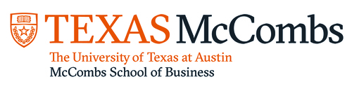 Mccombs school brand logo