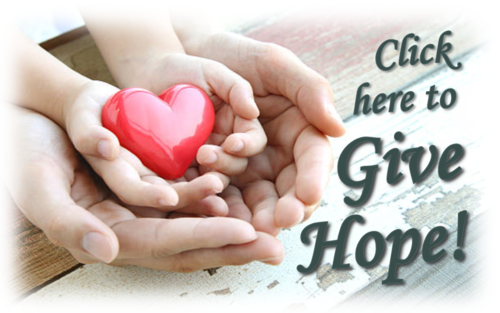 Give hope hands