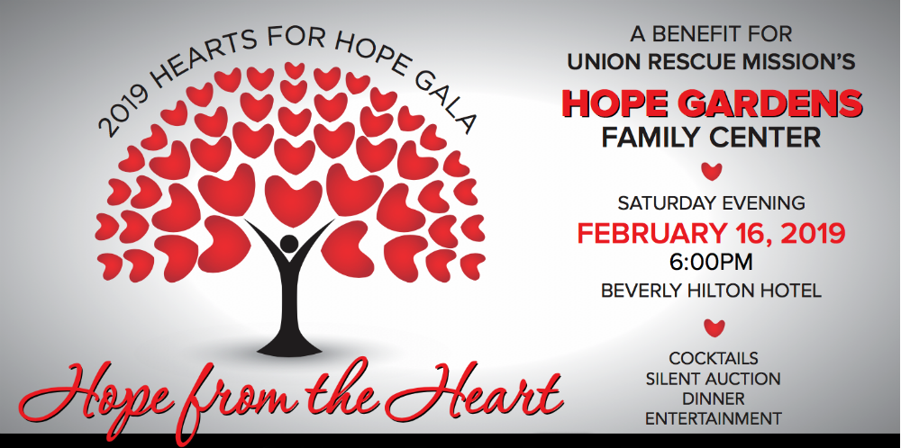 Urm hearts for hope 2019