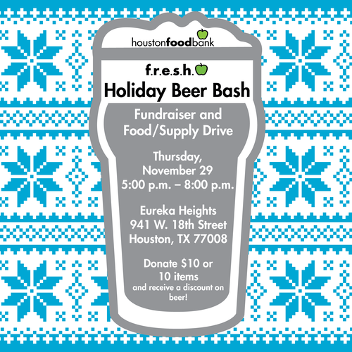 Holiday beer bash web and social 2018 01