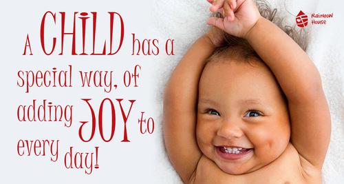 Adding joy