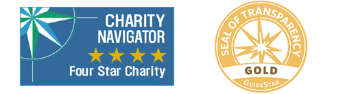 Charity navigator and guidestar   smaller