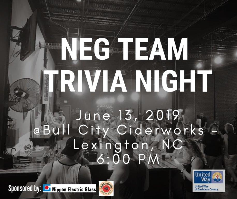 Neg team trivia night image