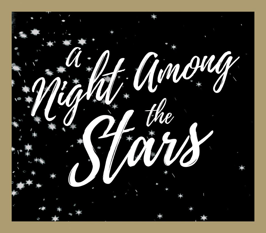 A night among the stars logo 72dpi