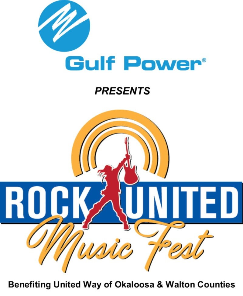 Gulfpower rockunited logos smaller