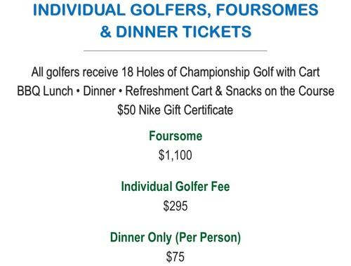 Golfer   dinner tickets section title   detail 5 1 19