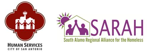 Sarah and dhs logo