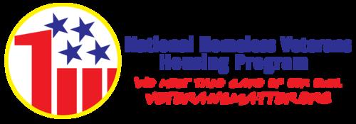 National homeless veterans housing program banner logo4