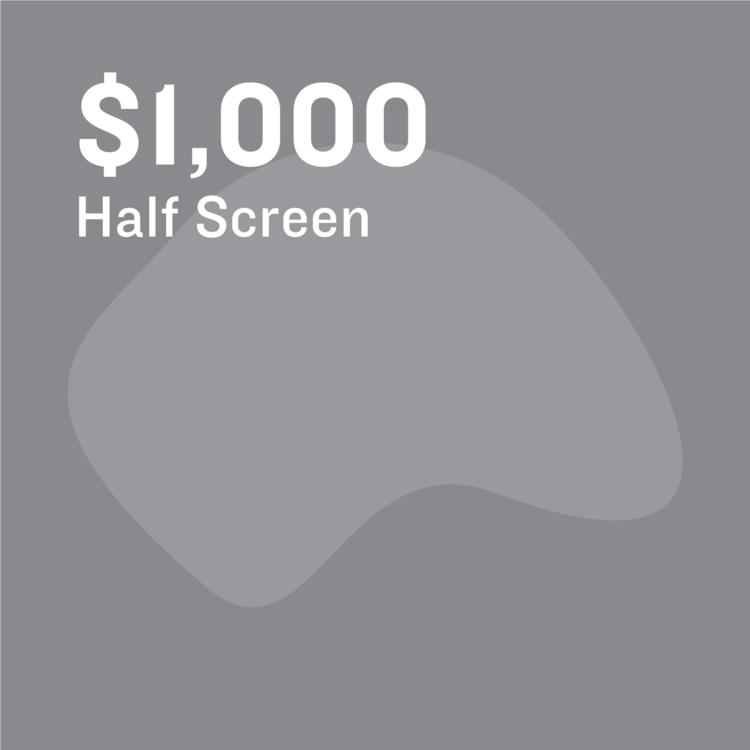 Halfscreen