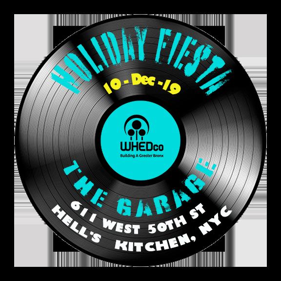 Holiday fiesta vinyl graffiti font fv black logo