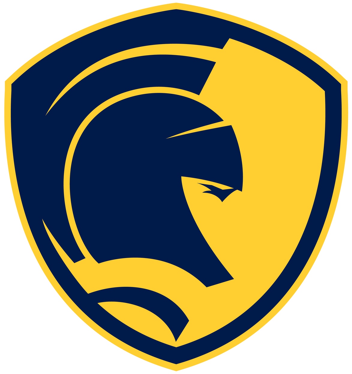 Warriors shield logo