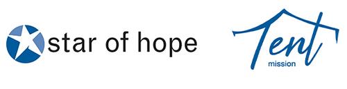 Star of hope tent mission live loggo