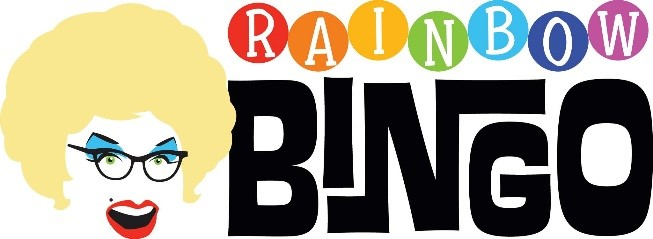 Rainbow bingo landscape
