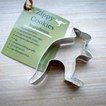 Zippy cookie cutter