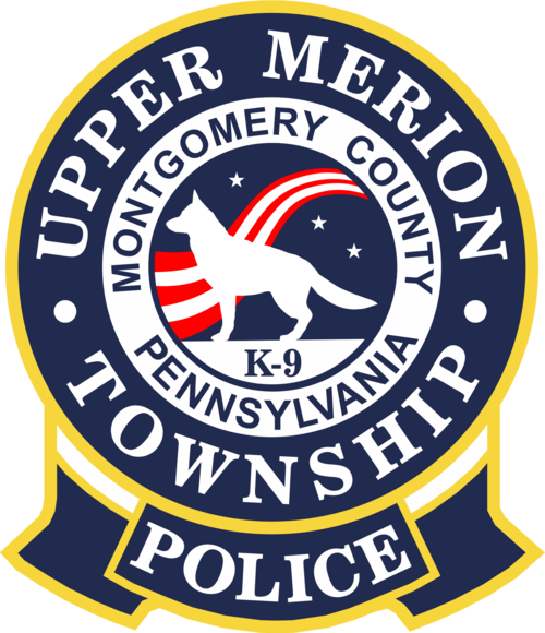 Upper merion police patch