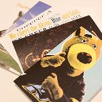 Five pack ua greeting cards