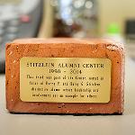 Stitzlein alumni memorial brick