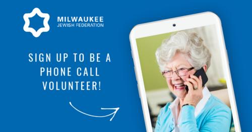 Phone call volunteers