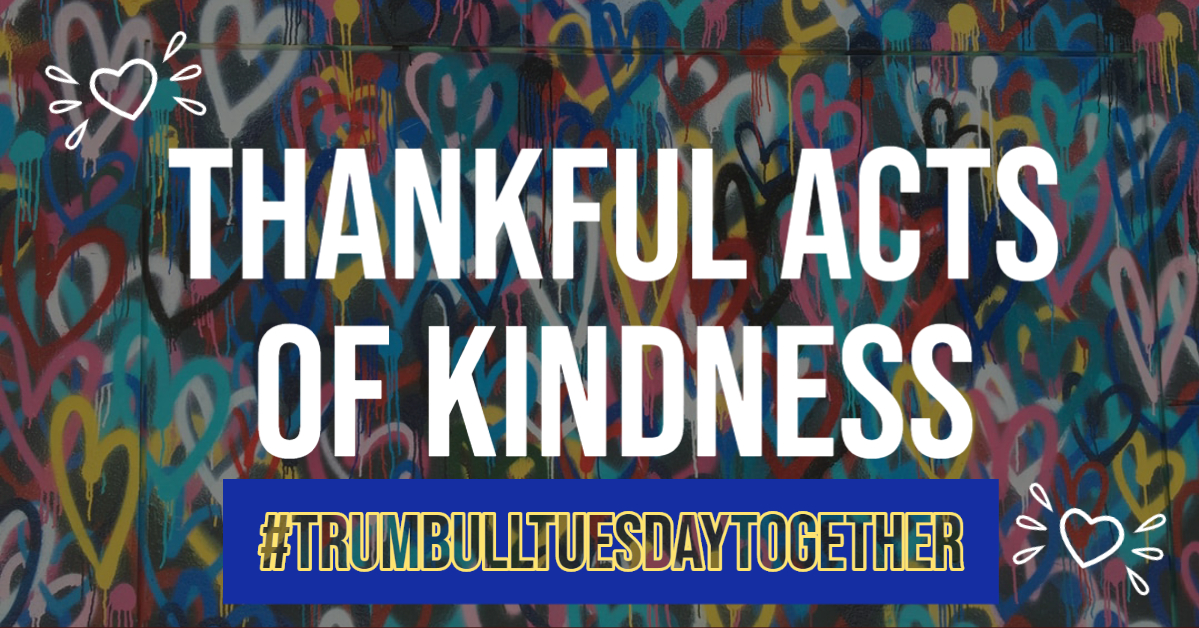 Thankful acts of kindness pic