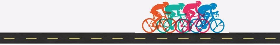 Cycling race divider