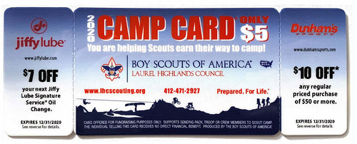 Camp card image