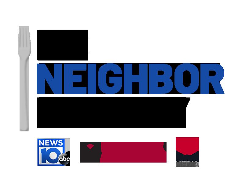 No neighbor hungry logo 1