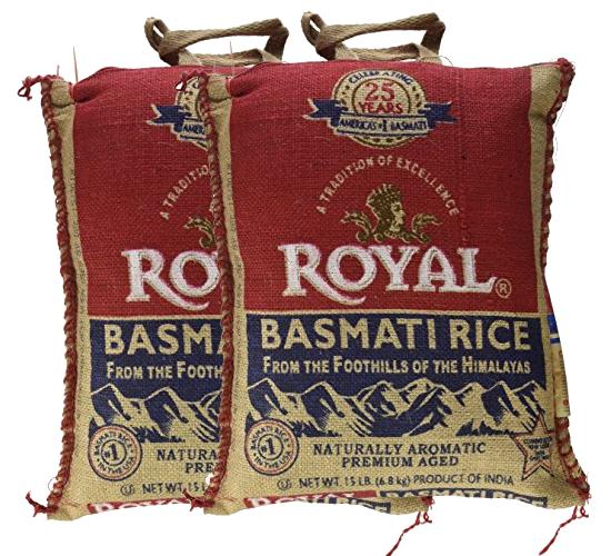 Bag rice