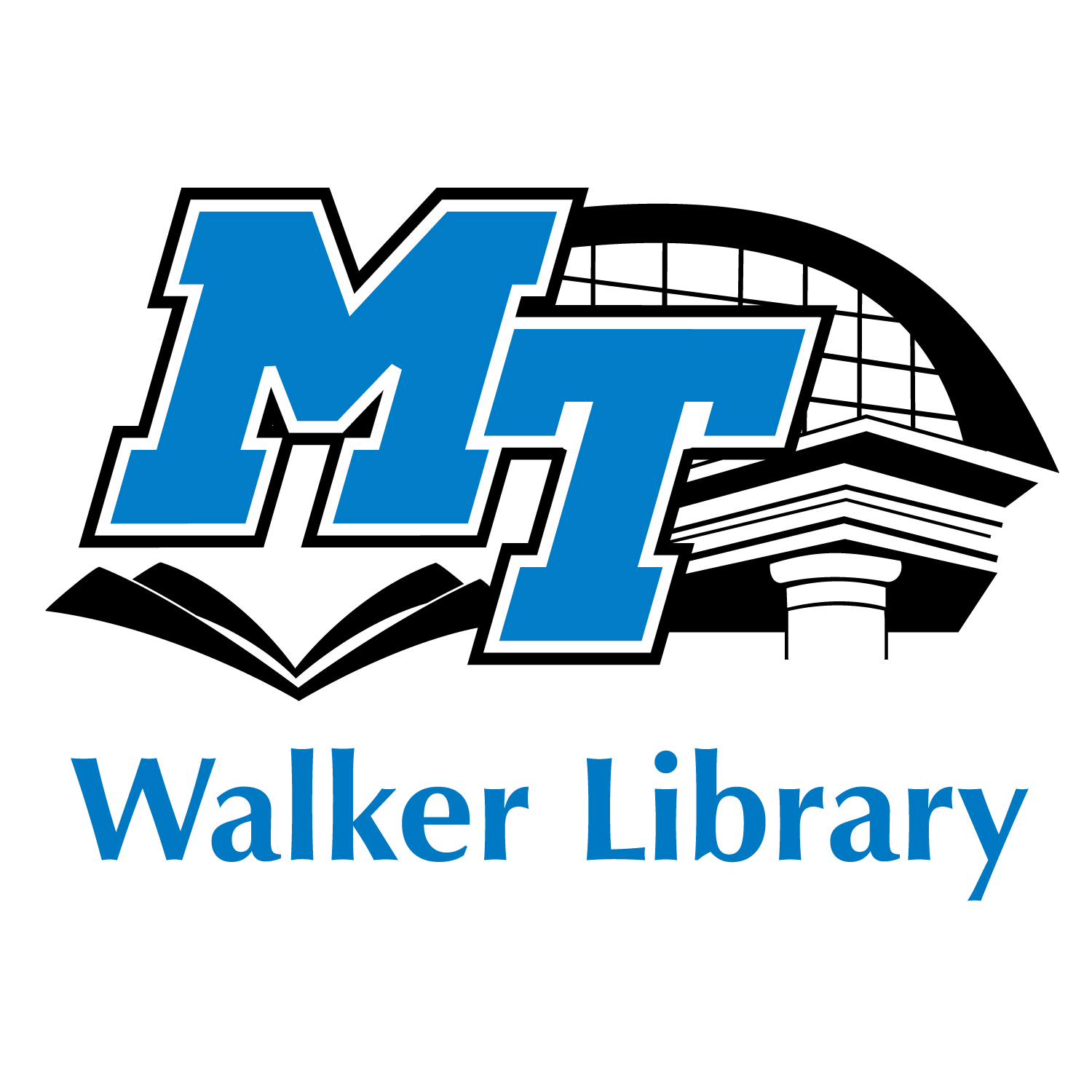 Walker library 01 logo