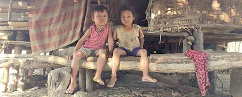 Support kinship projects in thailand