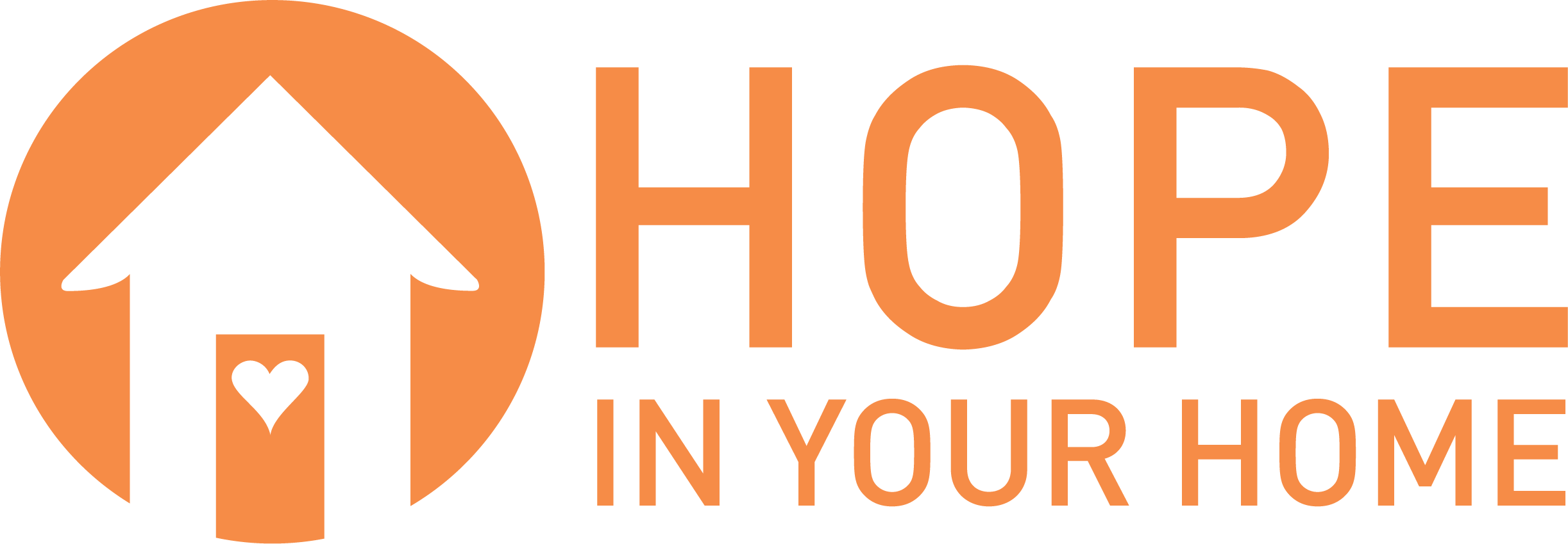Hopeinyourhome logo