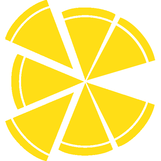Pk logo yellow