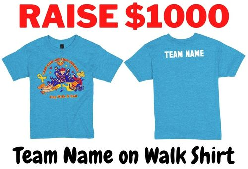 1000 Team Name Shirt