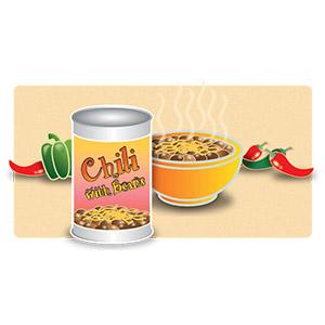 Cannedchiliwithbeans