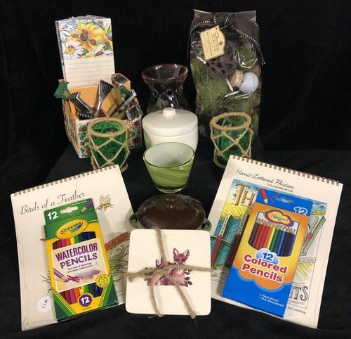 Home goods basket